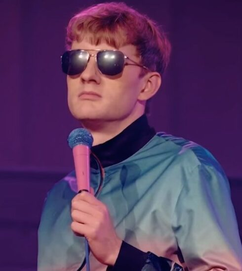 James Acaster Gets Personal in 'Cold Lasagne' Comedy Special