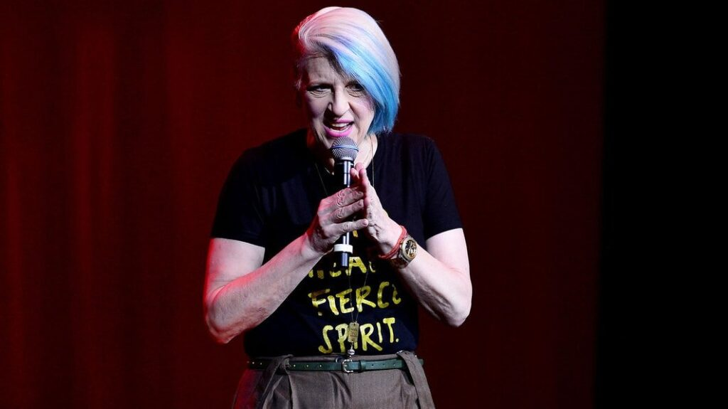 Why 'Queen of Mean' Lisa Lampanelli Quit Insult Comedy for Good