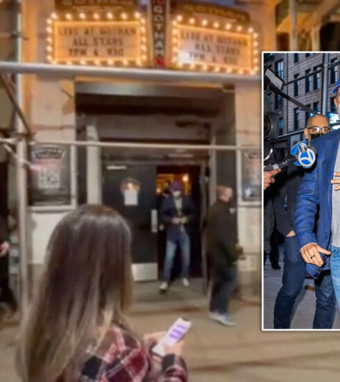 Jerry Seinfeld 'felt so at home' reopening Gotham Comedy Club