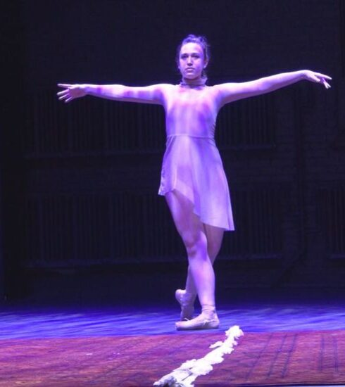 """Reformation Dance Company presents """"Strangely Beautiful"""" this Saturday at the Lincoln Theatre"""