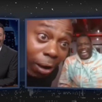 Dave Chappelle expertly comedy-bombs Michael Che's interview with Jimmy Kimmel