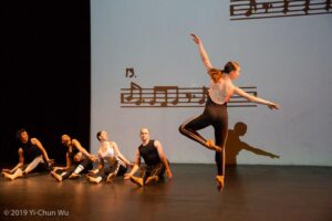 Neville Dance Company to perform Saturday   Entertainment